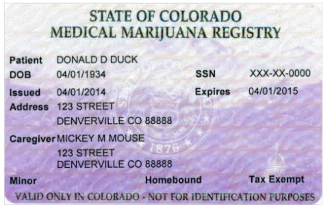 Inc Weed Colorado Smoke Mmj To - How Medical Card Get